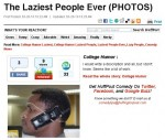 The Laziest People Ever (PHOTOS)