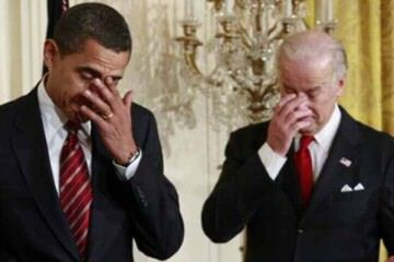 Obama-Biden Facepalm