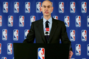 NBA Commish Adam Silver