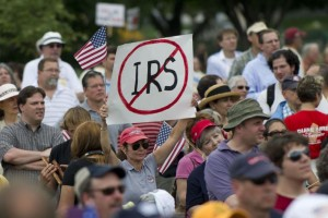 Tea Party IRS