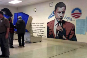 philadelphia-polling-station-obama-mural